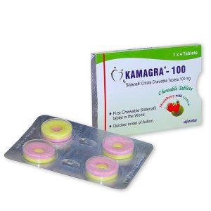 Kamagra 100mg chewable